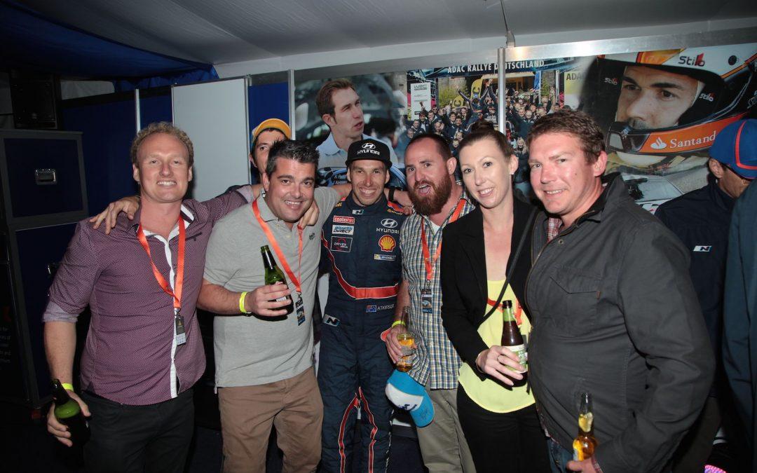 RALLY AUSTRALIA ADRENALINE CLUB